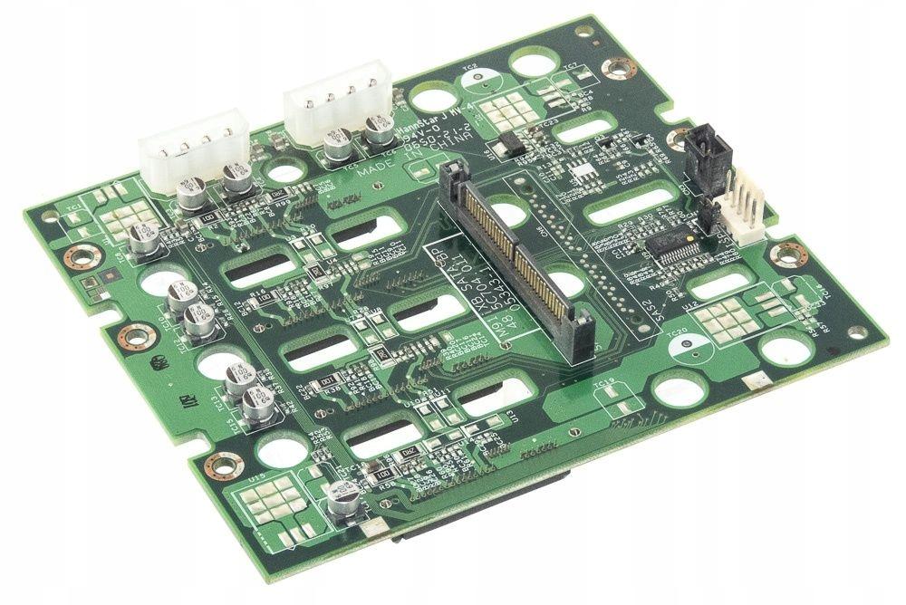 Купить HP 404179-001 объединительной платы SAS/SATA ML310 G4 ML370 G5 на Otpravka - цены и фото - доставка из Польши и стран Европы в Украину.
