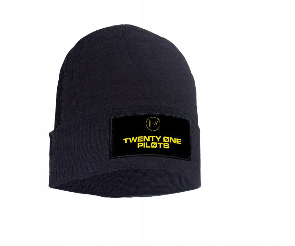 Item Hat with naszywką TWENTY ONE PILOTS! Shipping with RU!