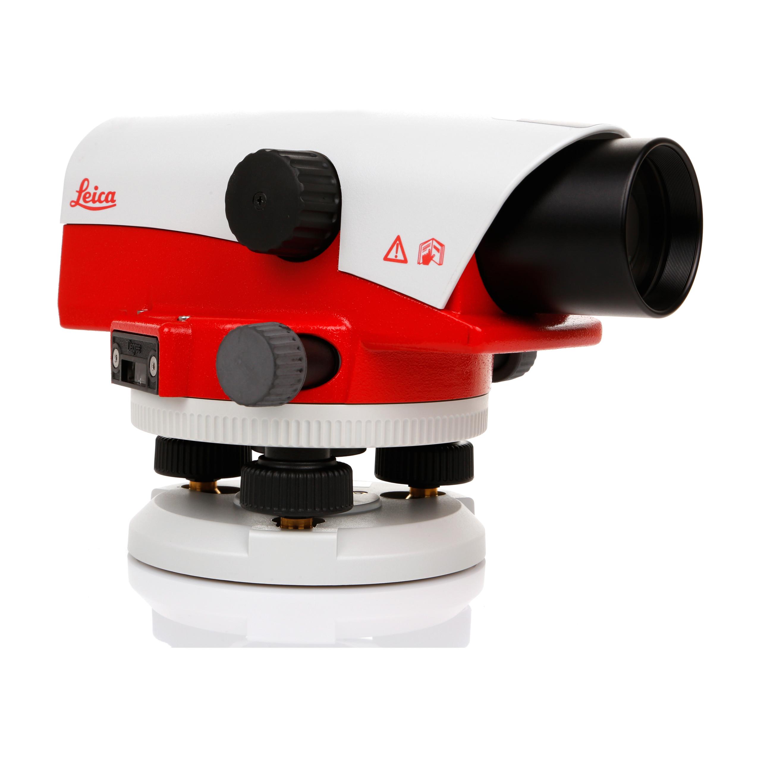 Leica Optické vyrovnanie pri 724 pevných a odolných voči