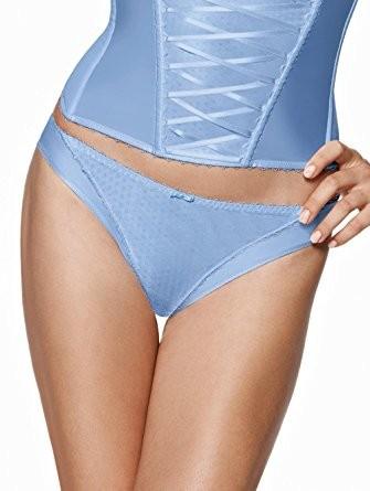 Triumph Dirndl Glamour String Niebieski 42