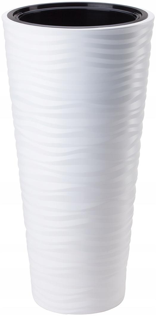 DONICA SAHARA 3D WYSOKA Z WKŁADEM H68 FI35 biała