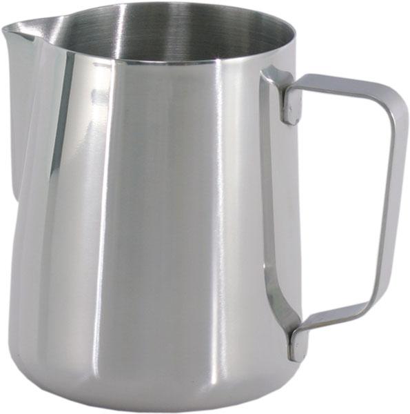 Кувшин, чашка для вспенивания молока 0,35 л, нержавеющая сталь