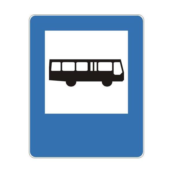 знаки автобусная картинки этом