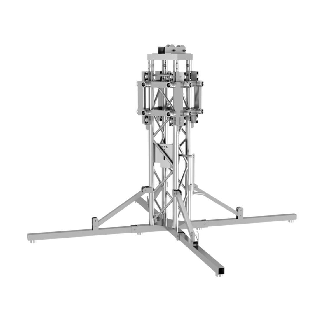 Dura Truss Flex Tower Tower Design pre scénu
