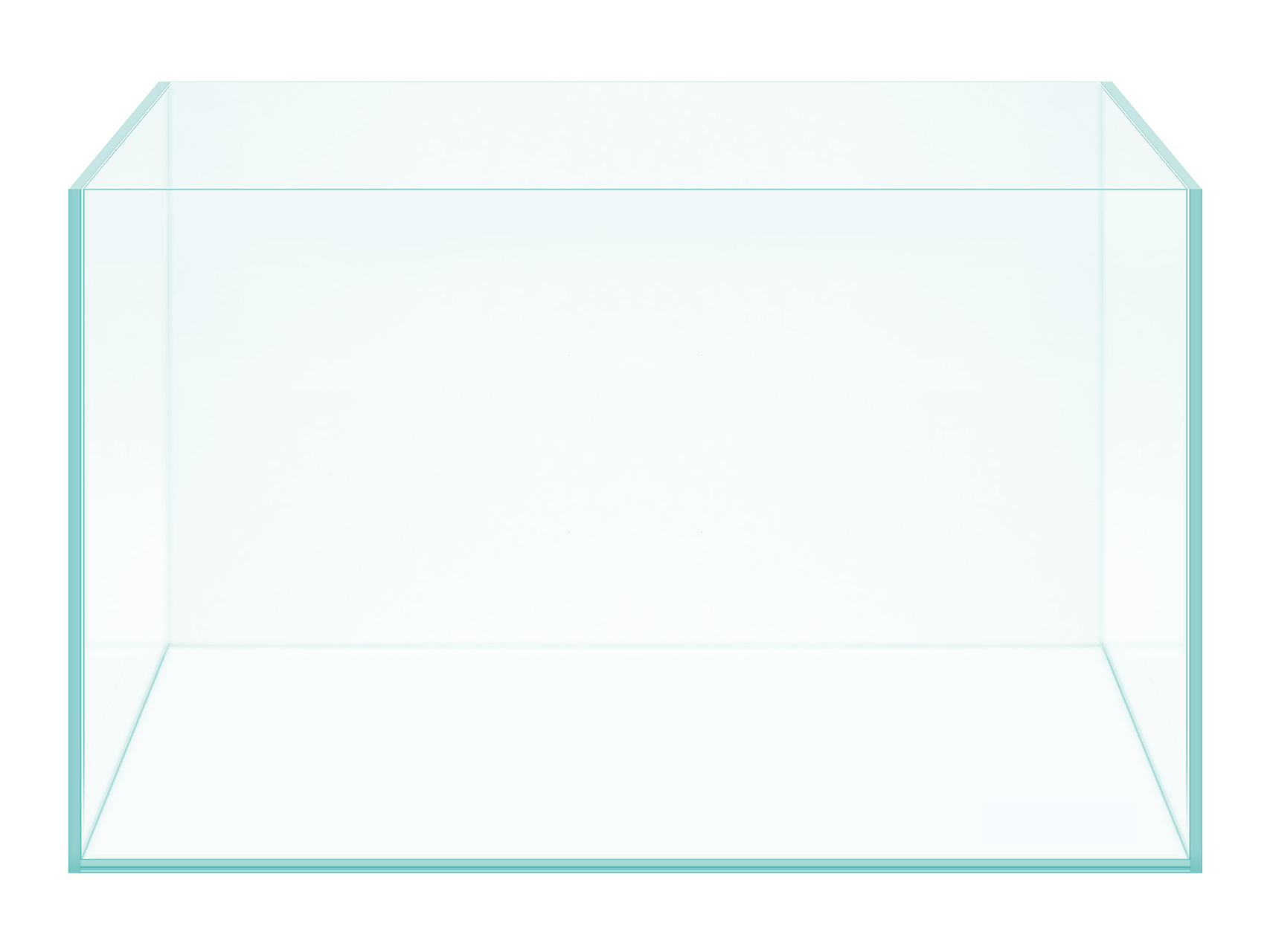 PLNÝ OPTIWHITE akvárium 60x30x30 4 mm, leštené