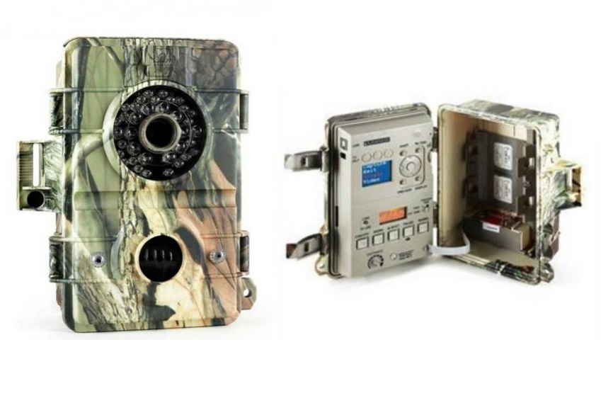 Prírodné vedy - lesná kamera Grizzly
