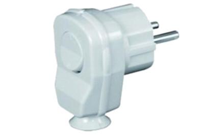 Uhlová zástrčka s prepínačom PCE 9002215