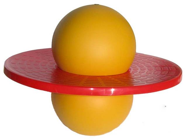 Lanová guľa - Zostatok UFO