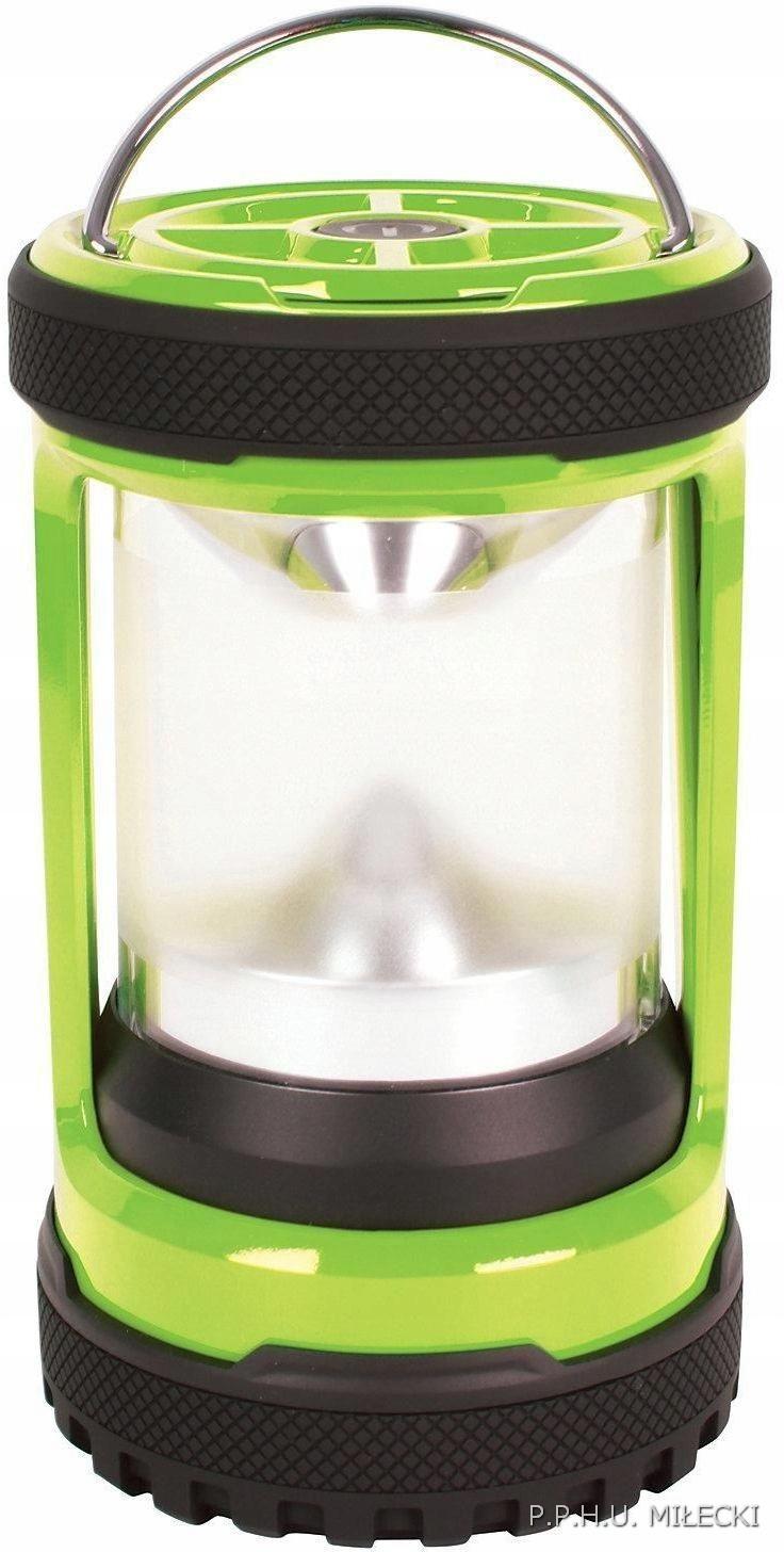 COLEMAN PUSH+ 200 LED Svietidlo svietidlo pre stanu 9 M