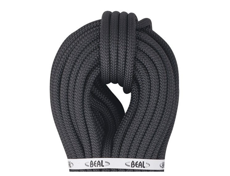 BEAL LINA INTERVENCIA 10.5MM HALF-SEA BLACK