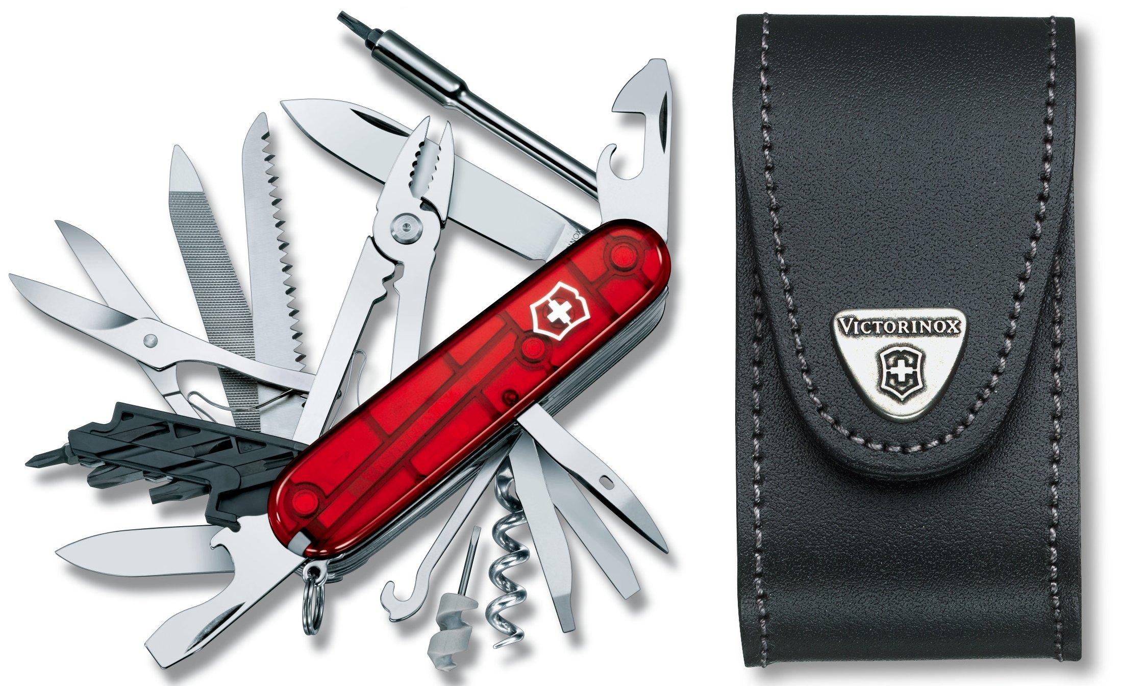 vreckový nôž Victorinox 1.7775.T CyberTool plus prípade