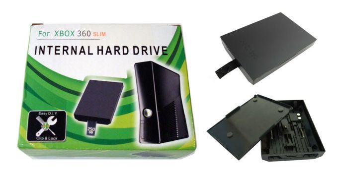 HDD Disk Puzdro pre 500 GB XBOX 360 Slim Kinect