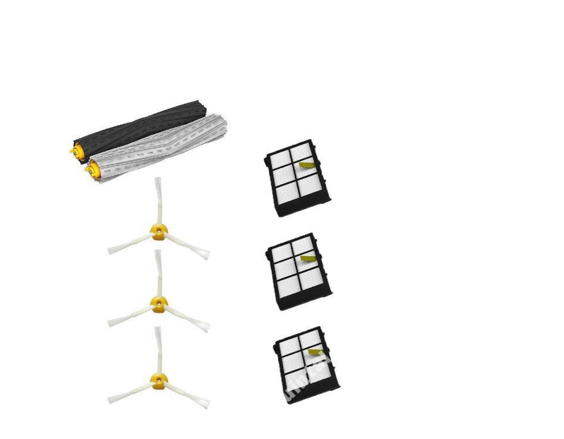 Kefy na filtre iRobot Roomba 875 876 880 886 980