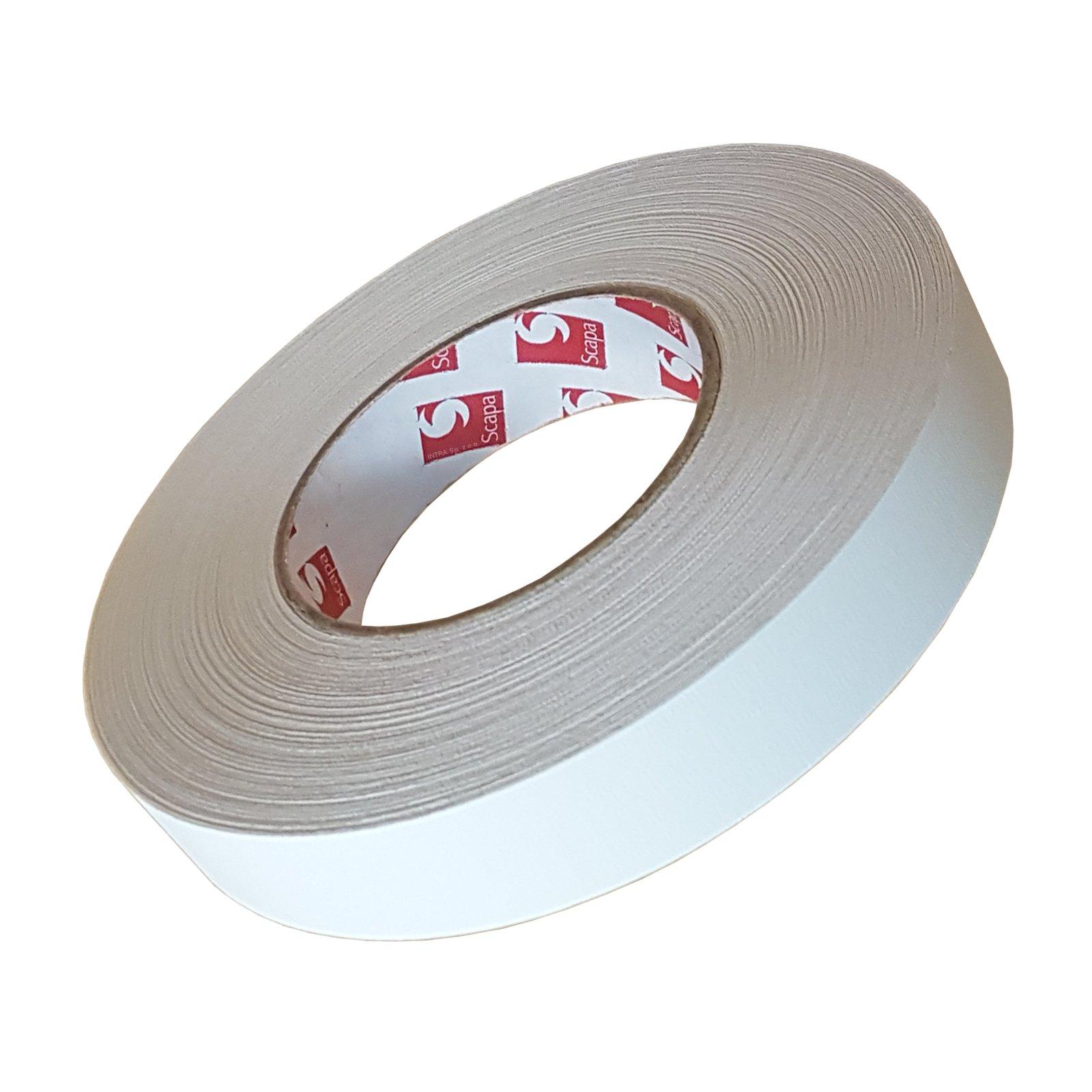 Item Laso tape, old Scapa-3101 fabric 25mm/50m