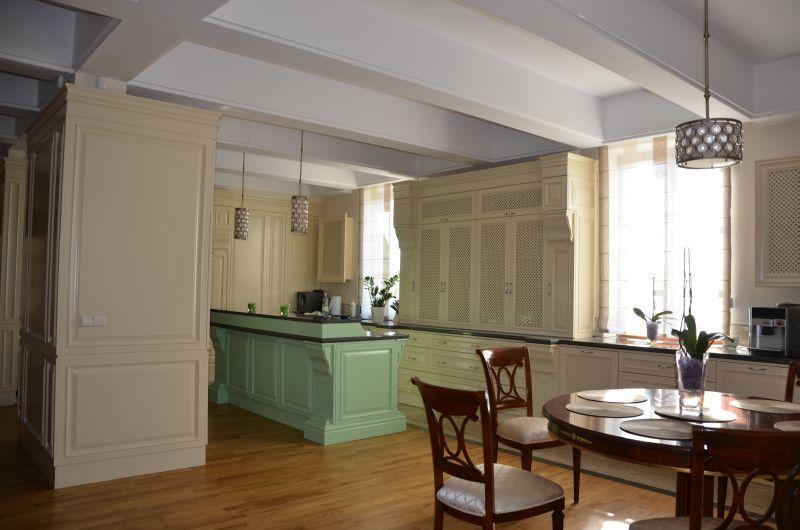 Kuchyne, anglický vlastné, vyberte