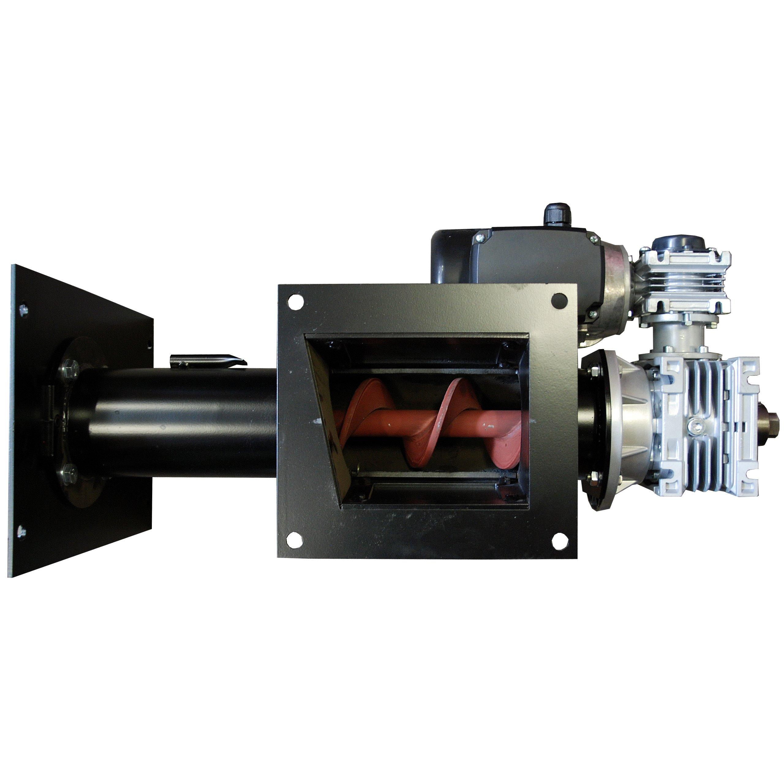 PODÁVAČ AUGER PRE KOTĽOVÝ KOTOL ECO 25 KW Typ kachlí dvojfunkčný dvojfunkčný so zásobníkom teplej vody jednoúčelová spaľovacia komora