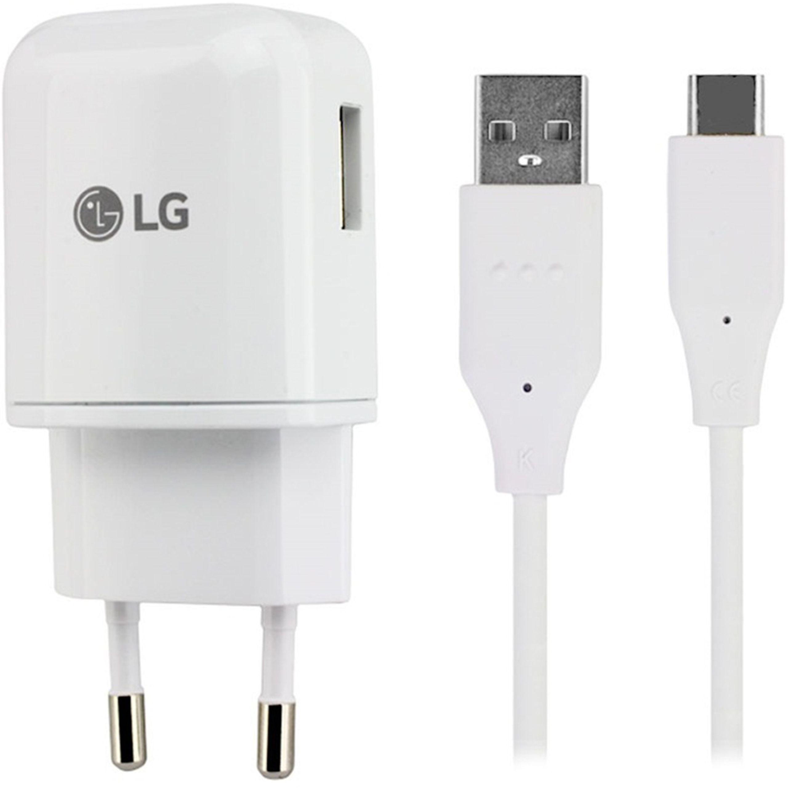 ORYG SZYBKA ŁADOWARKA LG + KABEL USB C Nexus 5X G5