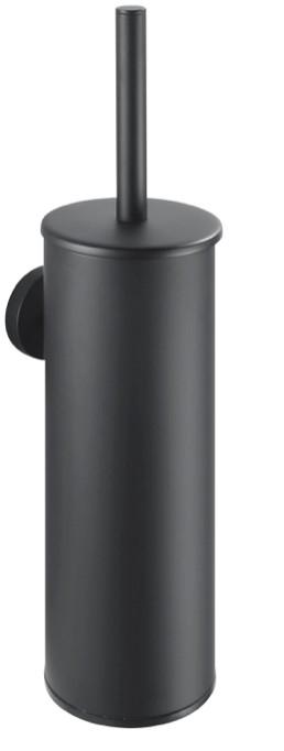 Stella Classic Závesná WC kefa Čierna 07.435-B