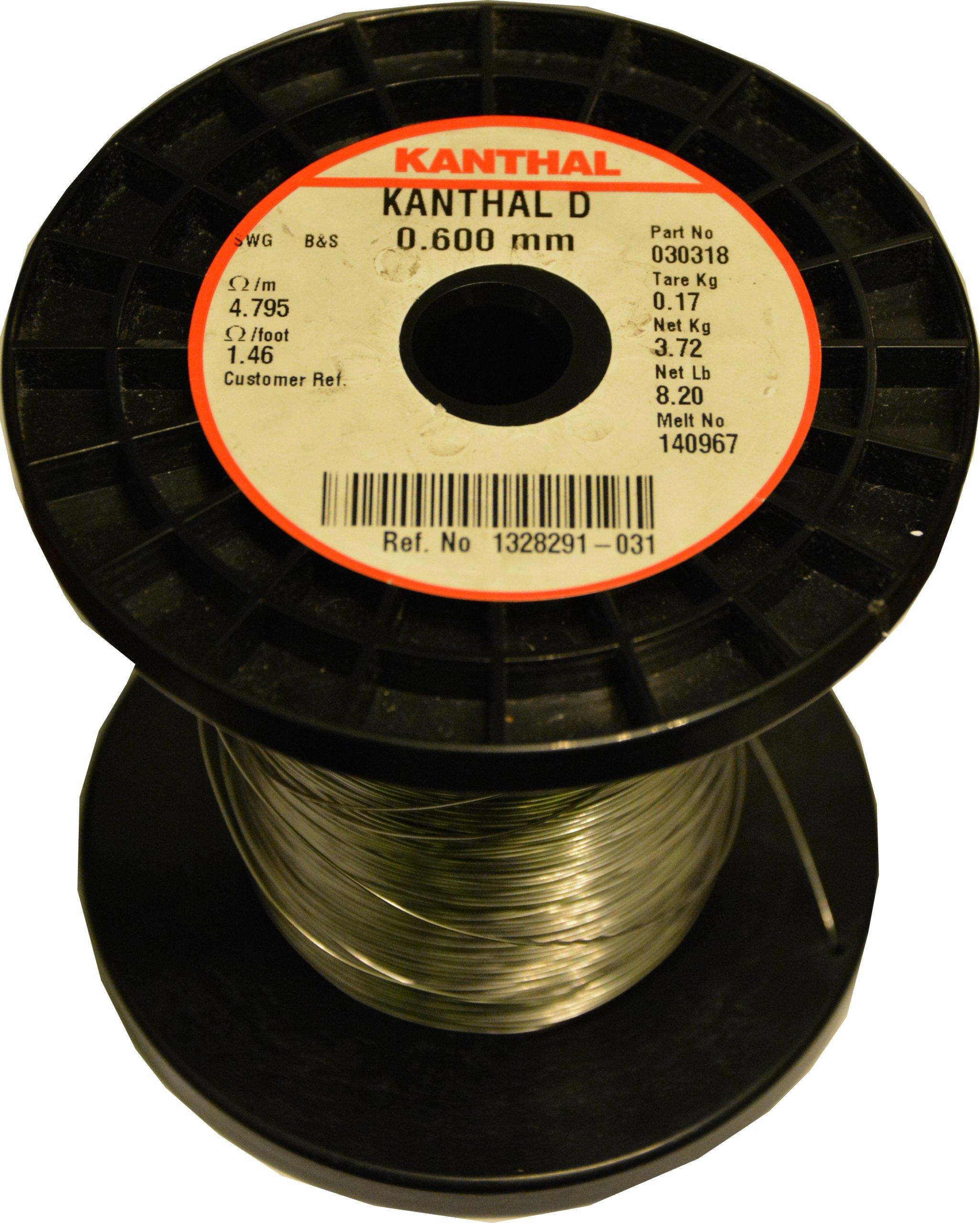 Проволока сопротивления KANTHAL D 0,6 мм 10 метров