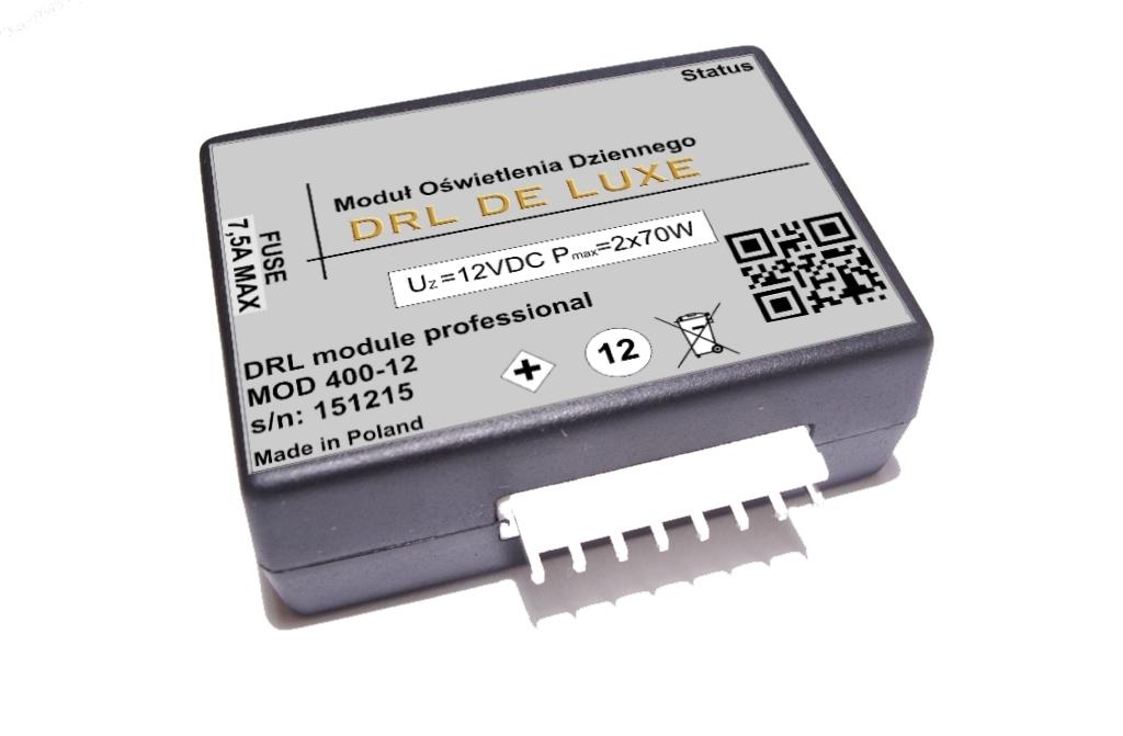 Дневные ходовые огни для всех марок DRL Module