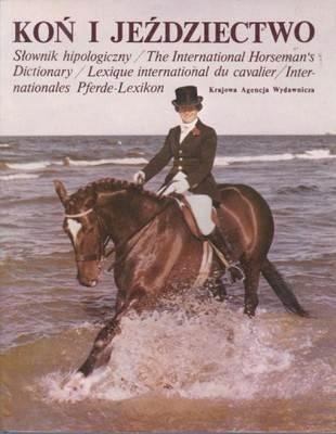 Slovník koňa a jazdecký pol-ang-fr-nemčina