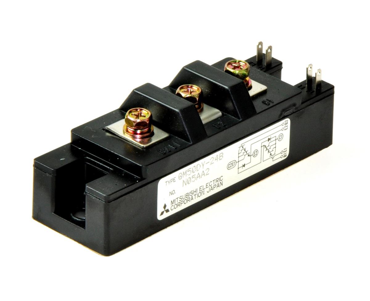 QM50DE-24B MITSUBISHI DARLINGTON Transistor 1.2KV