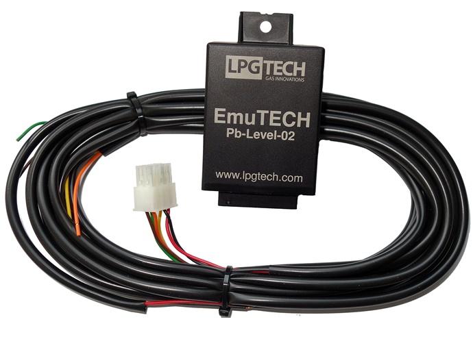 эмулятор индикатор бензин emu-tech pb level 02