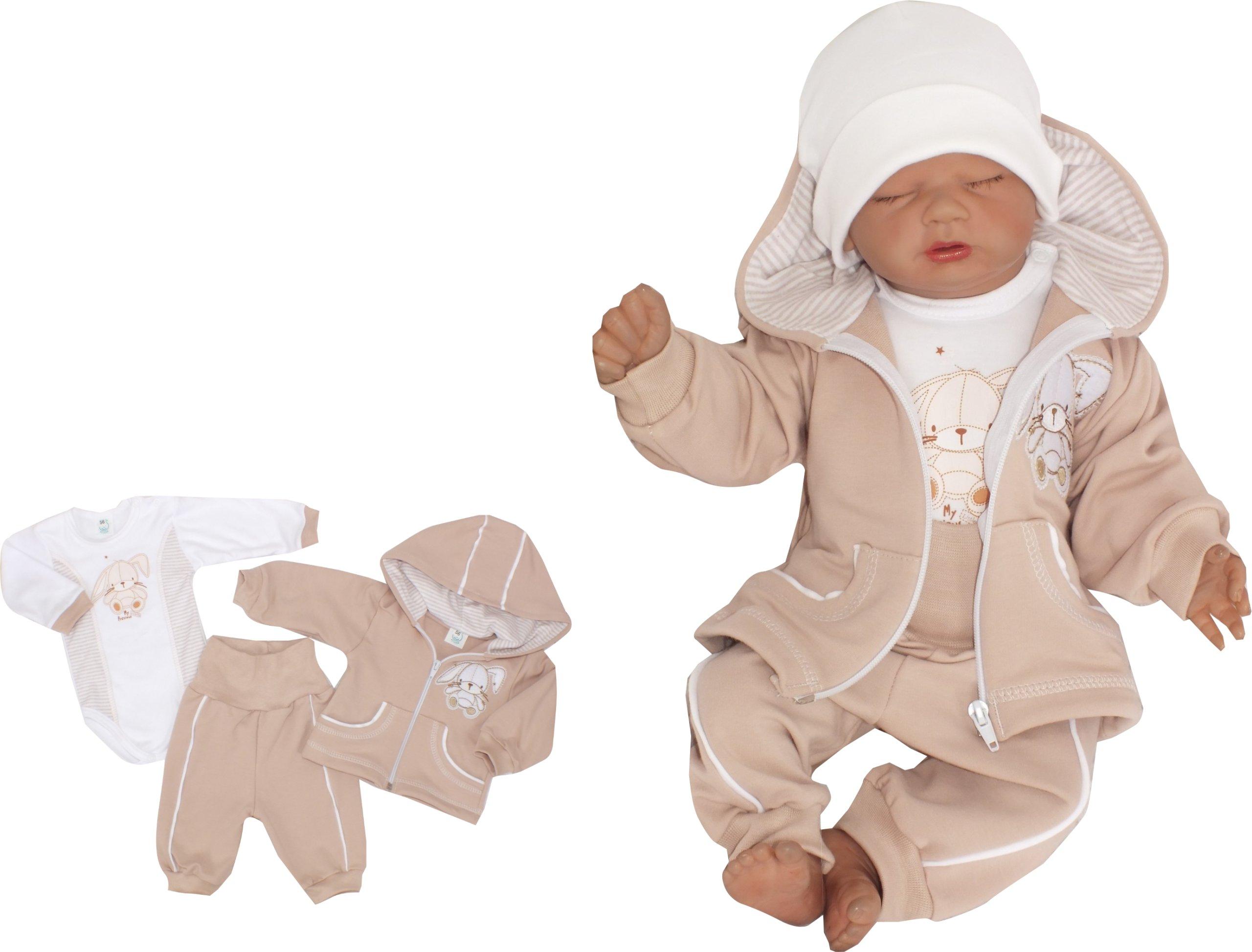 Bavlna dieťa nastaviť dresik 3- § 86