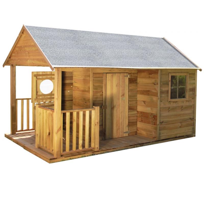 Drevený záhradný dom pre deti Szymon Hit !!!