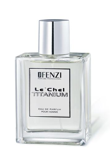 perfumy TITANIUM EGOISTE 100ml fenzi męski 7496011597