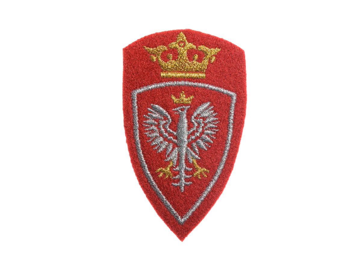 Mark of PSZ dôstojníka koloniálnych vojsk v Afrike
