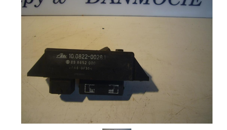 8138/34 COMPUTER ABS MEGANE I NR 10.0822-0028.1