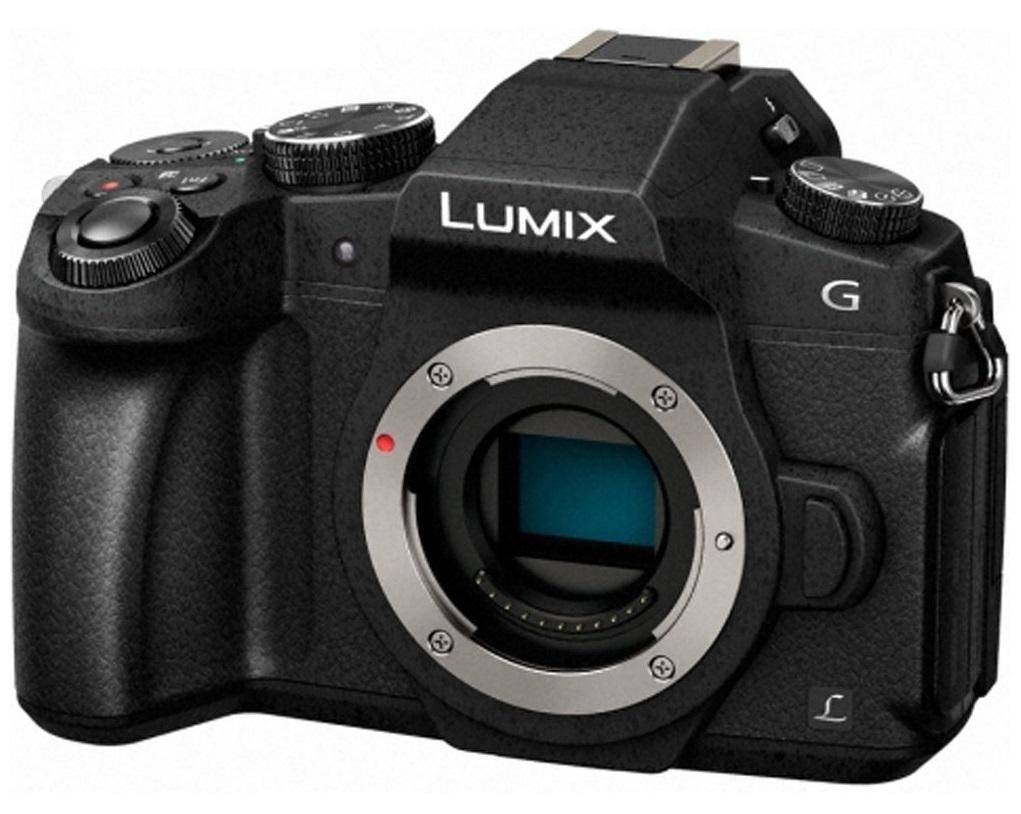 Panasonic DMC-G80 LUMIX 4K FV23%