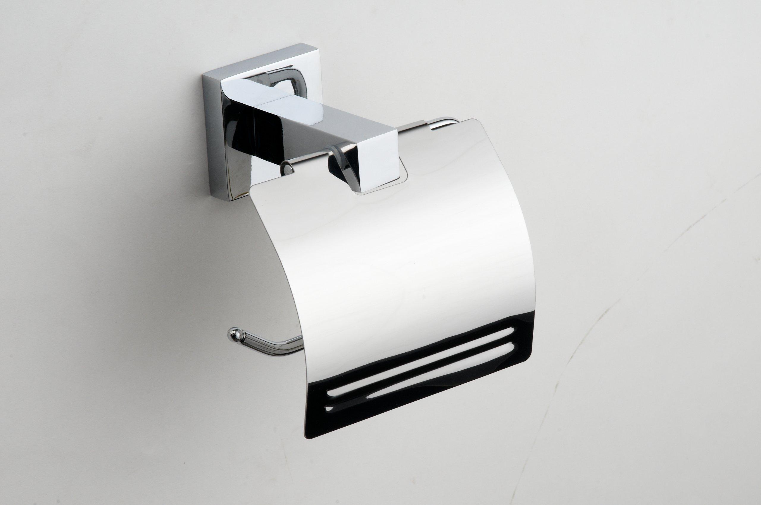 Держатель туалетной бумаги хромированный, серия 20600