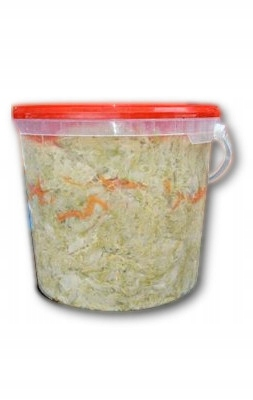 Item Sauerkraut bucket 3 kg without preservatives!