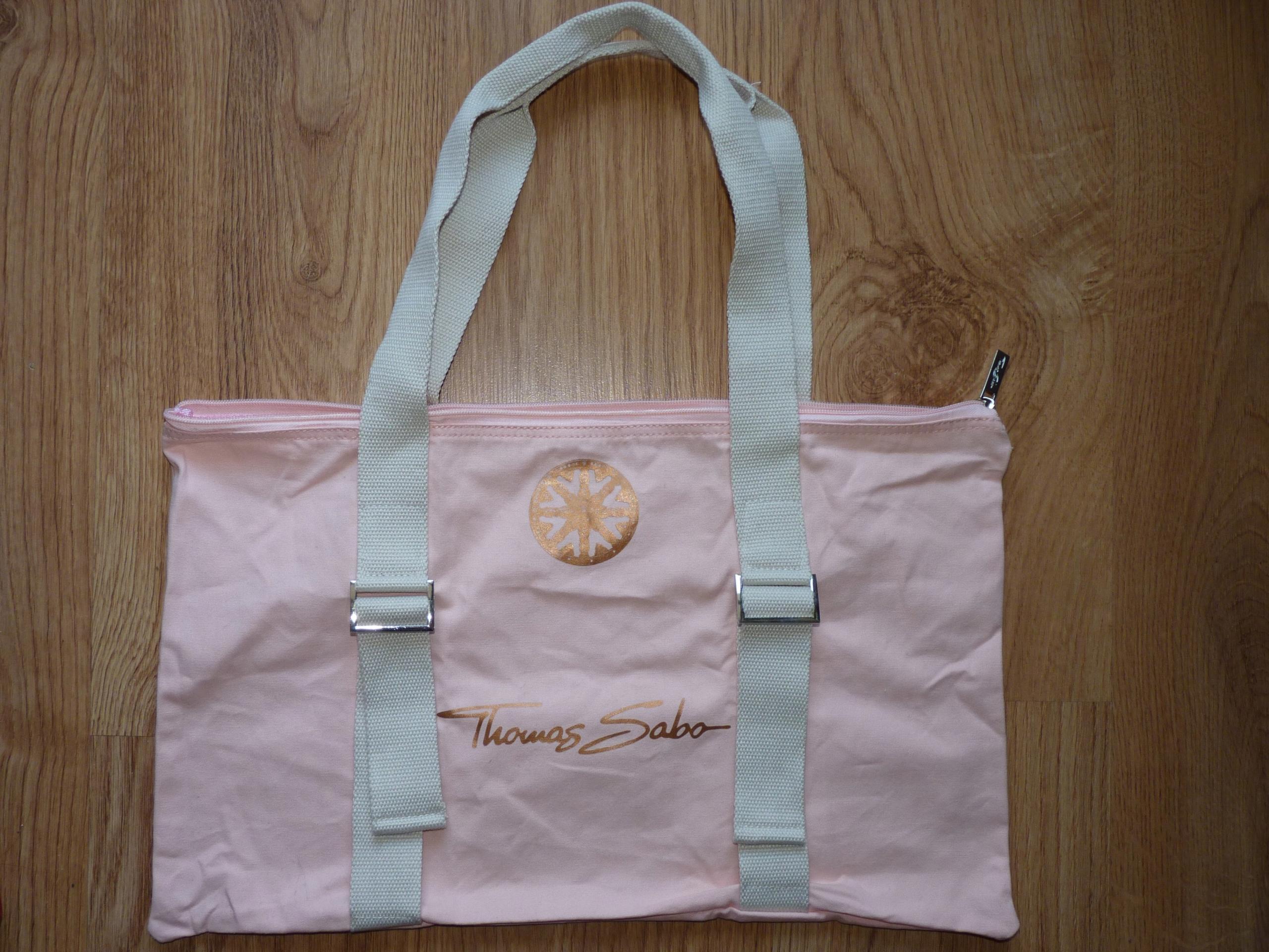 10477ca3125ce THOMAS SABO torebka torba JOGA FITNESS Shopper Bag 7605775517 - Allegro.pl