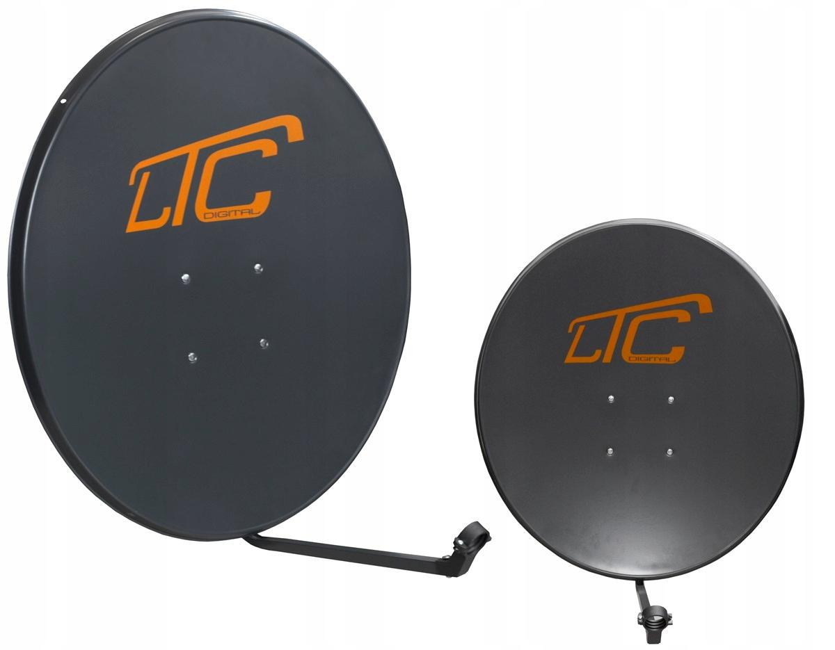 антенна чаша спутниковая связь ltc 110 графит hd