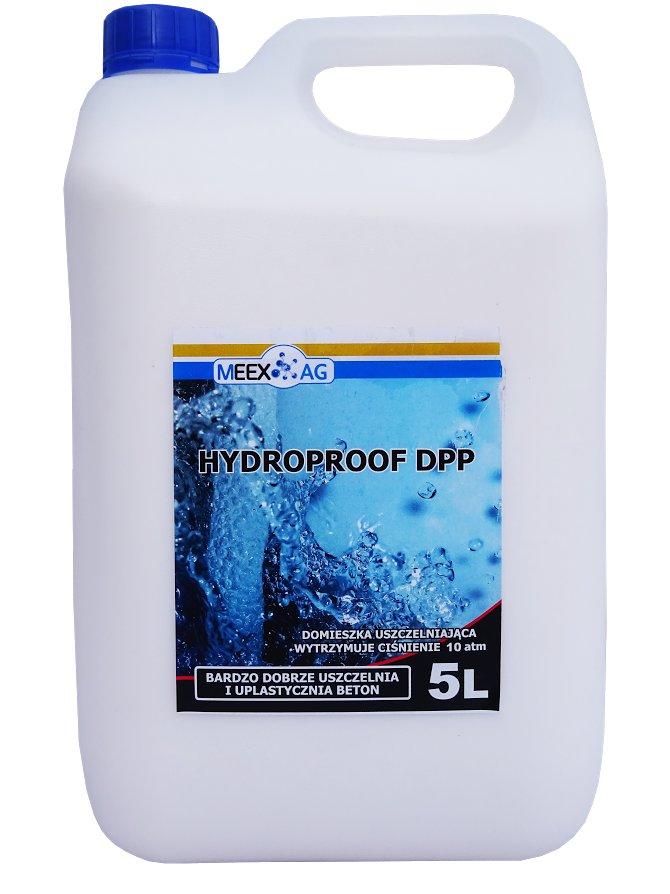Plastifikátor Waterchooler pre betónový hydroprot
