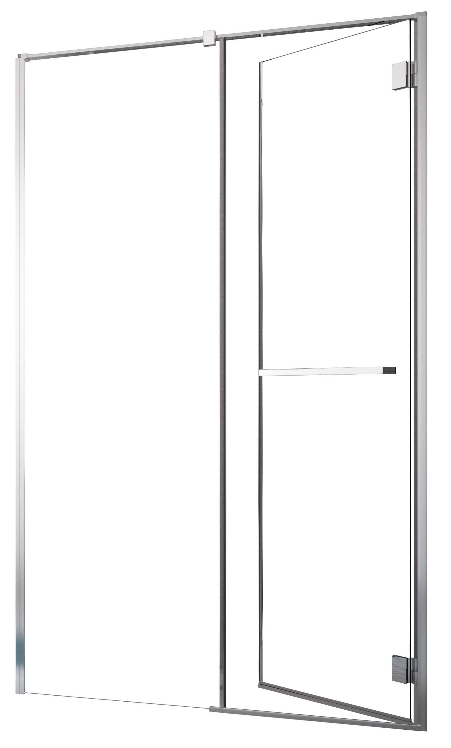 RADAWAY sprchovacie Dvere Carena DWJ 110x195