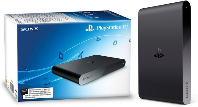 Item PlayStation TV brand NEW !!!