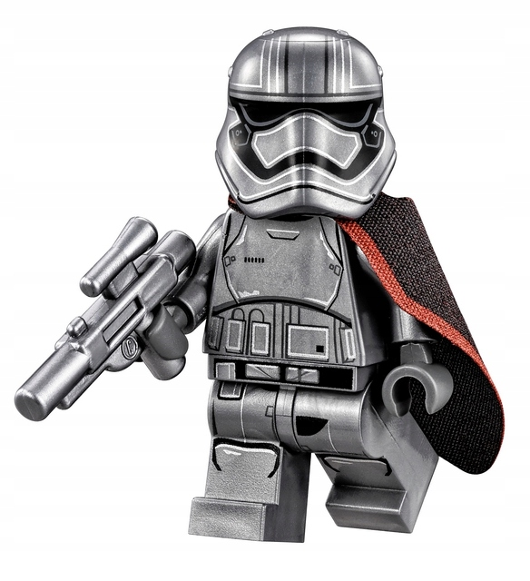 CAPTAIN PHASMA FIGURKA STAR WARS + KARTA LEGO