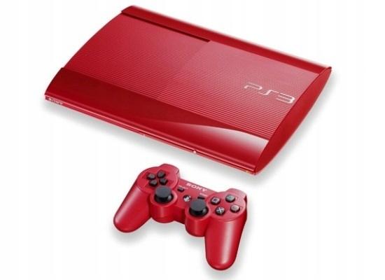 Sony PS3 Super Slim 5 + Hry + PAD + Záruka!