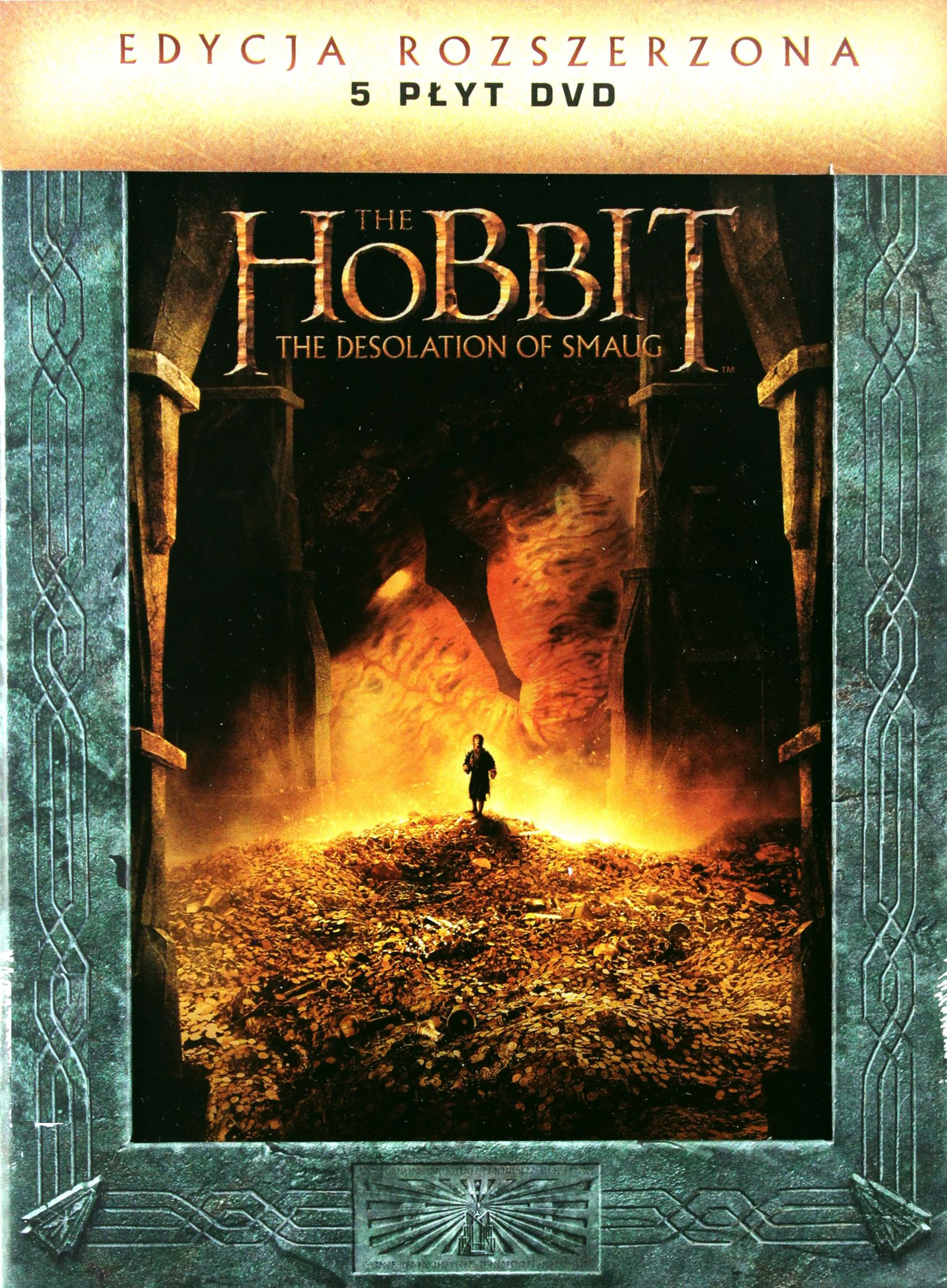 Item 5DVD-THE HOBBIT: THE DESOLATION.-(Extended)-OPTION