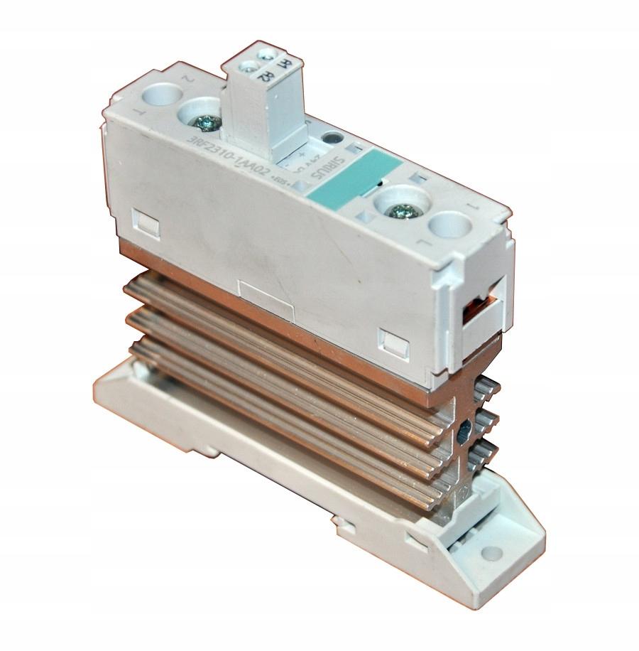 Elektronický stýkač SSR 10A 440V 3RF2310-1AA02