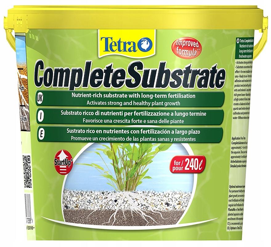 Tetra KOMPLETNÝ SUBSTRÁT 10 kg úrodnej pôdy
