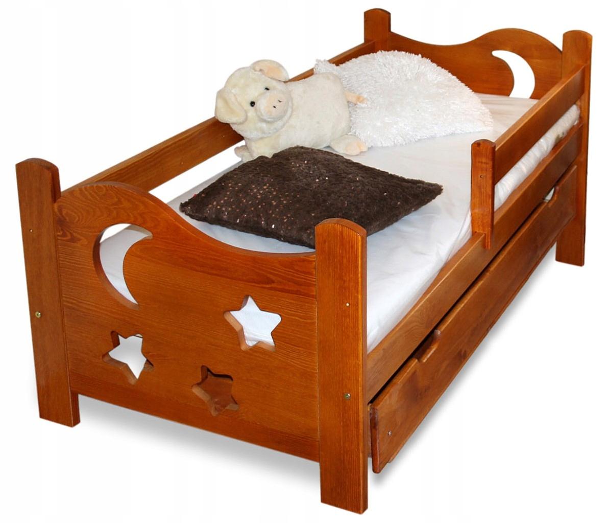 Deti, prístelky 70x160 EGOR JELŠA matrac