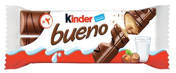 KINDER BUENO - 43 G - 15 KS