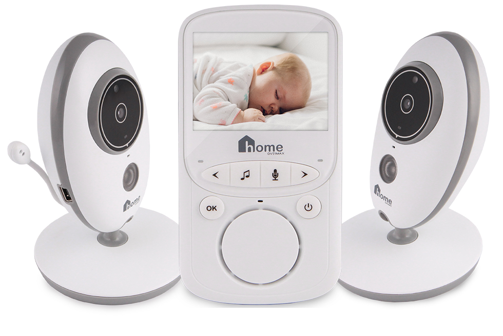 Baby MONITOR, AKO BABYLINE 5.1 2xKamera