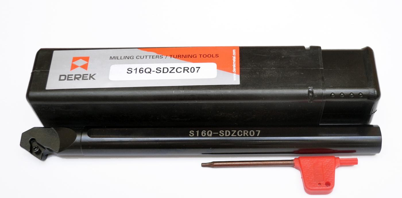 Nôž S16Q SDZCR07 NA DCMT 0702 * FV *