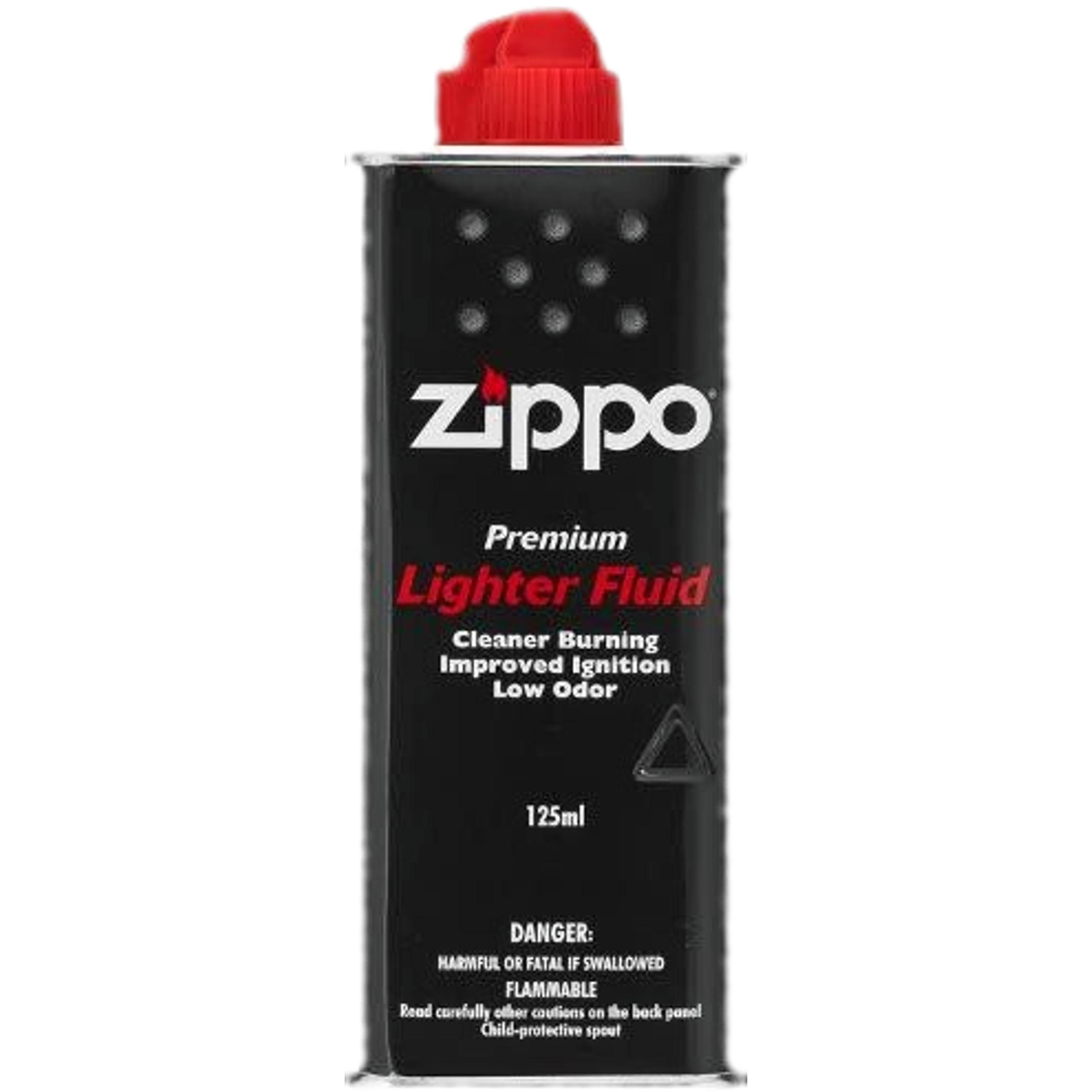 Бензин ZIPPO 125ml для зажигалок бензиновых двигателей